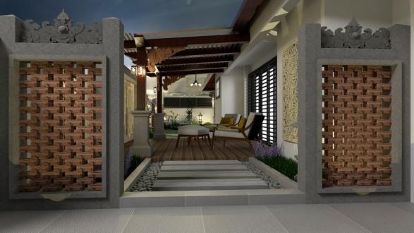 PJ Residence Landscape